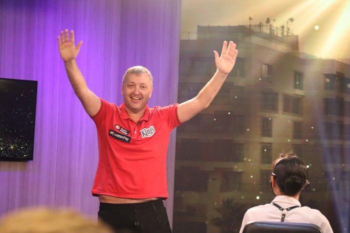 Tony G memenangkan Acara #3: Dek Pendek $25.000