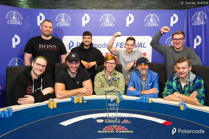 Pokercode Bratislava 2021 FT