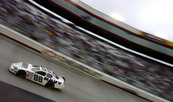 Pengalaman Balap NASCAR