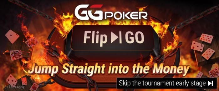 GGPoker Flip & Go
