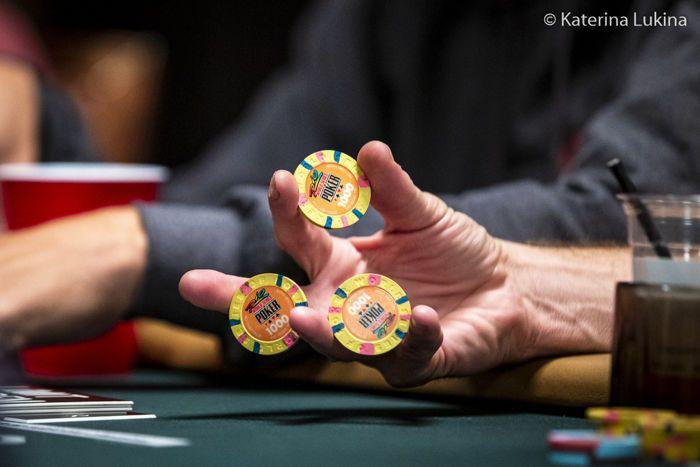Keripik WSOP 2021