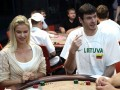 Lietuvos rinktinės krepšininkai mėgavosi sportiniu pokeriu 110