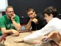 Lietuvos rinktinės krepšininkai mėgavosi sportiniu pokeriu 108
