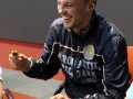Lietuvos rinktinės krepšininkai mėgavosi sportiniu pokeriu 104