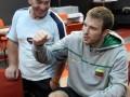 Lietuvos rinktinės krepšininkai mėgavosi sportiniu pokeriu 102