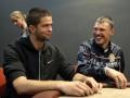 Lietuvos rinktinės krepšininkai mėgavosi sportiniu pokeriu 101