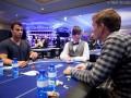 EPT Barcelona; Terje Augdal vant €10 000 Championship; Ilari Sahamies leder Main Event 104