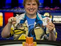PokerNews Editor Chad Holloway Wins 2013 WSOP Bracelet in Event #1! 105
