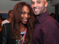 Serena Williams & Survivor's Ethan Zohn Attend James Blake Foundation Poker Tournament 101