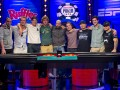 2013 World Series of Poker Main Event Final Table Foto Blog 101