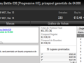 Vitória de bosscg64 no Super Tuesday €100; damazio87 Arrecada Warm-Up e MLopes01 o Big... 106