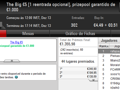 Vitória de bosscg64 no Super Tuesday €100; damazio87 Arrecada Warm-Up e MLopes01 o Big... 108