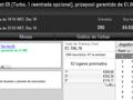 PokerStars.pt: Macpeidls Vence The Big €100; SE7E o The Hot BigStack Turbo €50 & Mais 111