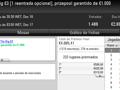 PokerStars.pt: Macpeidls Vence The Big €100; SE7E o The Hot BigStack Turbo €50 & Mais 108
