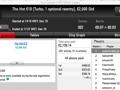 Prey223 Vence The Big €100, é 3º no The Hot BigStack Turbo €50 & Mais 114