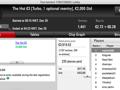 Prey223 Vence The Big €100, é 3º no The Hot BigStack Turbo €50 & Mais 116