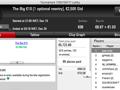 Prey223 Vence The Big €100, é 3º no The Hot BigStack Turbo €50 & Mais 111