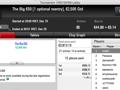 Prey223 Vence The Big €100, é 3º no The Hot BigStack Turbo €50 & Mais 110