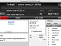 Prey223 Vence The Big €100, é 3º no The Hot BigStack Turbo €50 & Mais 108