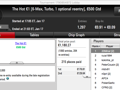 GSFTK Vence Super Tuesday €100 (€2,473) & Mais 119