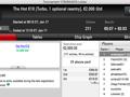 GSFTK Vence Super Tuesday €100 (€2,473) & Mais 120