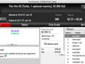 Sérgio Veloso Bisa na PokerStars.pt e Vence The Big €100 & €10 115