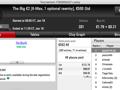 Sérgio Veloso Bisa na PokerStars.pt e Vence The Big €100 & €10 125