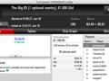 Sérgio Veloso Bisa na PokerStars.pt e Vence The Big €100 & €10 119