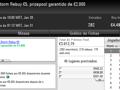 6 Prémios de 4 Dígitos na Sessão de Segunda-Feira da PokerStars.PT 130