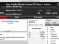 ferpin22 Vence Super Tuesday €100; martigala 21 o The Hot BigStack Turbo €50 & Mais 137