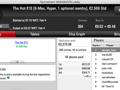 Frederico Baptista Vence The Hot BigStack Turbo €50 & Mais 115