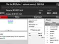 """Fábio """"wannab333"""" Dâmaso vence Hot BigStack Turbo €50 (€1,835) & Mais 111"""