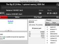 """Fábio """"wannab333"""" Dâmaso vence Hot BigStack Turbo €50 (€1,835) & Mais 107"""