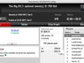 """Fábio """"wannab333"""" Dâmaso vence Hot BigStack Turbo €50 (€1,835) & Mais 108"""