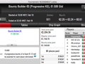 SOUGUITO Vence Sunday Warm-Up €50, tiago_pt93 e LittleMajor1 Dividem Hot BigStack Turbo... 122