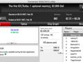 Tomé Moreira Vence The Big €100 & Mais 116