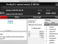 Macpeidls Vence Hot BigStack Turbo €50, é 4º no Big €100 & Mais 108