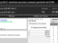 Peixinho2016 Vence The Hot BigStack Turbo €50 105