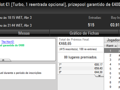 QuimDiamond Volta a Vencer The Hot BigStack Turbo €50 & Mais 111