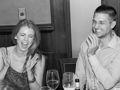Lynn Gilmartin (L) and Tony Dunst