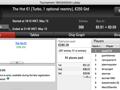 Afonso Palma Ferro Vence The Hot BigStack Turbo €50 & Mais 135