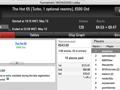 Afonso Palma Ferro Vence The Hot BigStack Turbo €50 & Mais 133