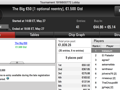 campos1337 Vence The Big €100 da PokerStars.pt & Mais 107