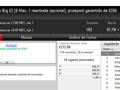 Jensjensen4 Fatura à Grande; OTENknows Vence The Hot BigStack Turbo €50 109