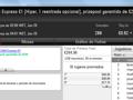 Acordo a 3 no Sunday Special €100; Tangran conquista Sunday Storm €10 & Mais 121