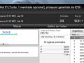 Acordo a 3 no Sunday Special €100; Tangran conquista Sunday Storm €10 & Mais 119