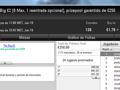 Acordo a 3 no Sunday Special €100; Tangran conquista Sunday Storm €10 & Mais 109