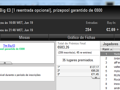 Acordo a 3 no Sunday Special €100; Tangran conquista Sunday Storm €10 & Mais 108