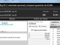 Acordo a 3 no Sunday Special €100; Tangran conquista Sunday Storm €10 & Mais 110