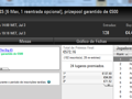 Fredmdd Conquista Sunday Special €100 e Limazao10 o Sunday Storm €10 & Mais 108